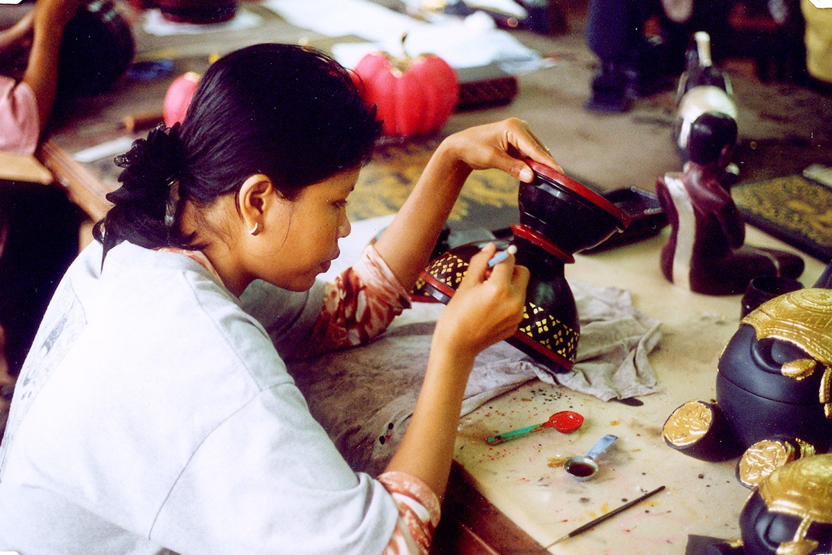 Khmer Arts & Handicraft